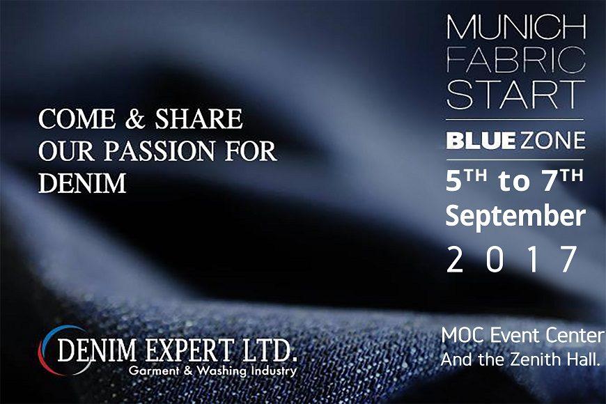 Denim Expert Ltd @Munich Fabric Start